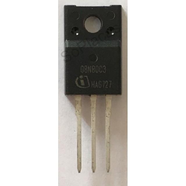 Circuito Integrado Lg 08n80c3 Ebk60872301