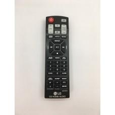 CONTROLE REMOTO LG CM8360 CM8460 CM9760 CM9960 OM5560 OM7560 AKB74955302