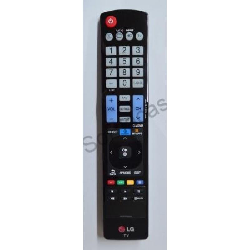 Controle Remoto Lg 32ln570b 39ln5700 42ln5700 47ln5700