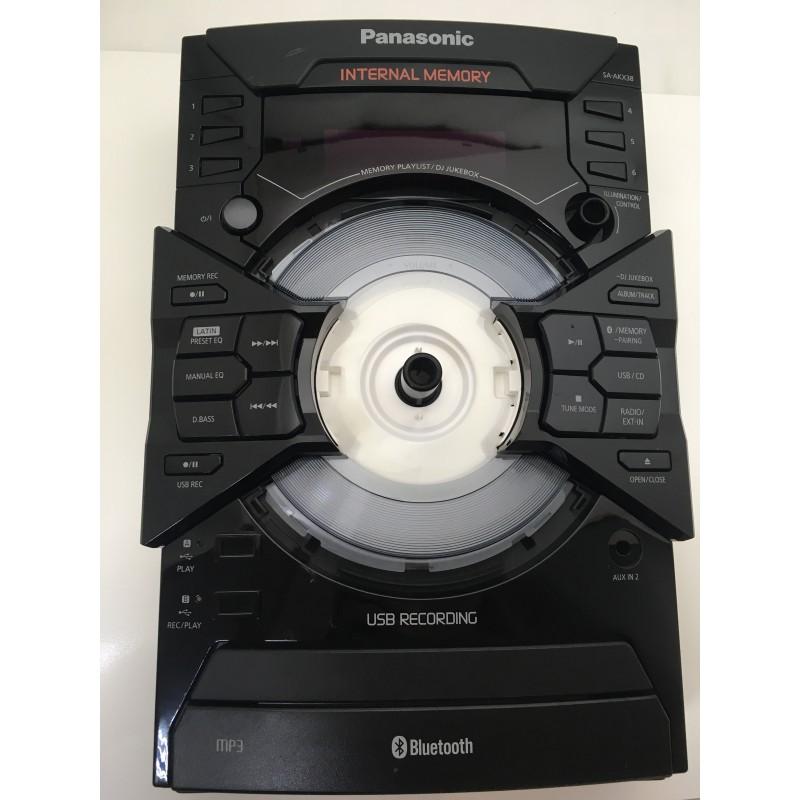 Painel Frontal Panasonic Sa