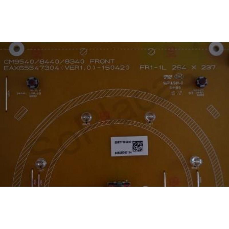 Placa Do Display Lg Cm8340 Cm8440 Ebr78845101 Eax65547304