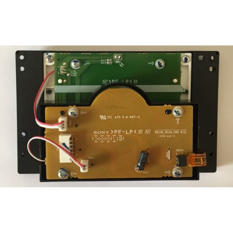Meter Mode Sony Hcd