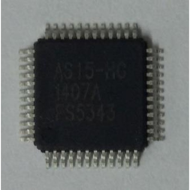 "CIRCUITO INTEGRADO AS-15HG , AS15HG ""SMD"" CIRCUITOS INTEGRADOS E TRANSISTORES PHILIPS www.soplacas.tv.br"