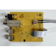 PLACA DO VARICAP  LG CM9730 EAX64800701