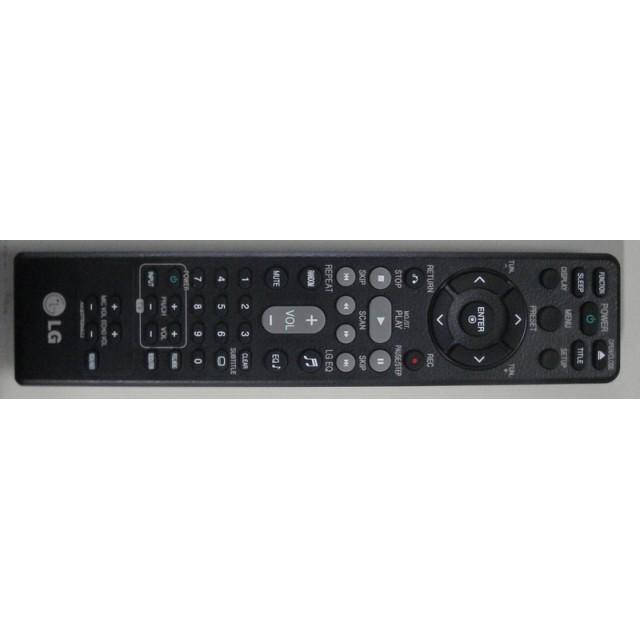 CONTROLE REMOTO LG AKB37026822 HT953TV HW554TH Televisor LG www.soplacas.tv.br